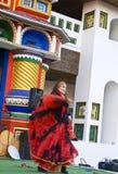 Carnaval de ressort en Russie Photos stock