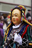 Carnaval de Rottweiler fotos de stock