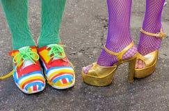 Carnaval de Rua Stockfotos