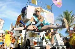 Carnaval de Rua Stockfotografie