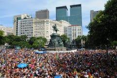 Carnaval de Rua Lizenzfreie Stockfotos