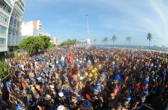 Carnaval de Rua Lizenzfreies Stockbild