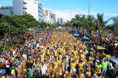 Carnaval de Rua Stockbilder