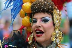 Carnaval de Rua Stockfoto
