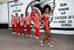 Carnaval de Rua Stockbild