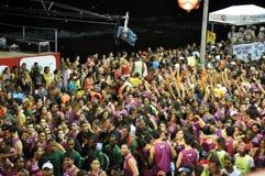 Carnaval de rue Images stock