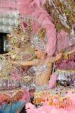 Carnaval de Tenerife Imagen de archivo libre de regalías
