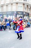 Carnaval de Torrevieja 2018 fotografia stock