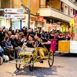Carnaval De Torrevieja 2018 photo libre de droits