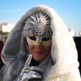 Carnaval 2016 de Venecia imagenes de archivo