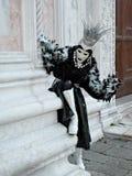 Carnaval de Venecia Imagen de archivo