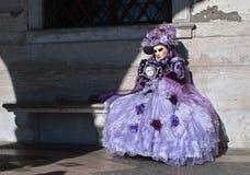 Carnaval de Venecia Fotografía de archivo