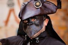 Carnaval 2013 de Venecia Imágenes de archivo libres de regalías