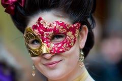 Carnaval 2013 de Venecia Imagen de archivo