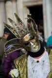 Carnaval 2013 de Venecia Fotografía de archivo