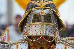 Carnaval 2013 de Venecia Fotos de archivo libres de regalías