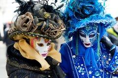 Carnaval 2013 de Venecia Foto de archivo