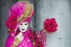 Carnaval 2013 de Venecia Foto de archivo libre de regalías