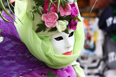 Carnaval 2015 de Venecia Fotografía de archivo