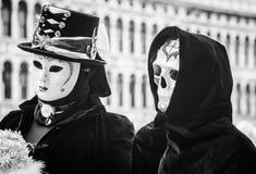 Carnaval 2015 de Venecia Imagen de archivo