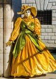 Carnaval 2009 de Venecia Fotos de archivo libres de regalías