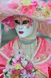 Carnaval 2009 de Venecia Foto de archivo