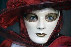 Carnaval de Venecia Imagenes de archivo
