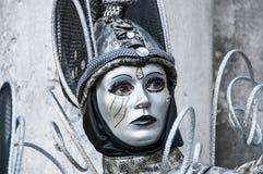 Carnaval 2009 de Venecia Imagen de archivo