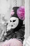 Carnaval 2009 de Venecia Fotos de archivo
