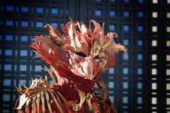 Carnaval 2016 de Venecia Fotografía de archivo