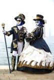 Carnaval 2017 de Venecia M?scaras venecianas Venecia, Italia El carnaval es el acontecimiento más importante del año en Venecia imagen de archivo