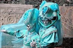 Carnaval 2009 de Veneza Imagem de Stock