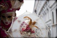 Carnaval 2009 de Veneza Fotos de Stock