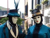 Carnaval de Venise Photo stock