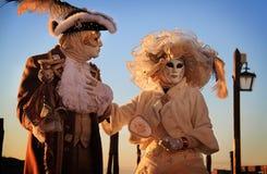 Carnaval 2016 de Venise photographie stock
