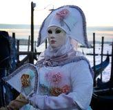 Carnaval 2016 de Venise images libres de droits