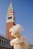 Carnaval de Venise image libre de droits