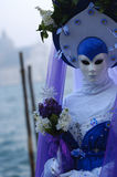 Carnaval de Venise Photos stock
