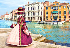 Carnaval de Venise Photographie stock