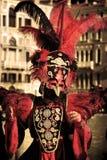Carnaval 2016 de Venise Image stock