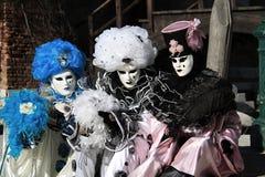 Carnaval 2016 de Venise Photos stock