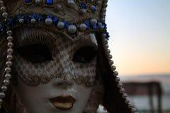 Carnaval 2016 de Venise Images stock