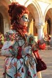 Carnaval 2016 de Venise Photo libre de droits