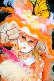 Carnaval de Venise - masques photos stock