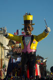 Carnaval de Viareggio 2011 Imagens de Stock