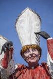 Carnaval de Viareggio Fotografia de Stock Royalty Free