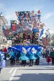Carnaval de Viareggio Image stock