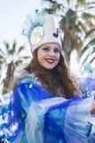 Carnaval de Viareggio Photo libre de droits