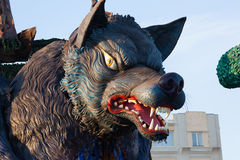 Carnaval de Viareggio, Toscana, Italia imagen de archivo