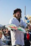 Carnaval de Villach Photos libres de droits